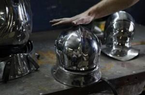 Blacksmith helmet
