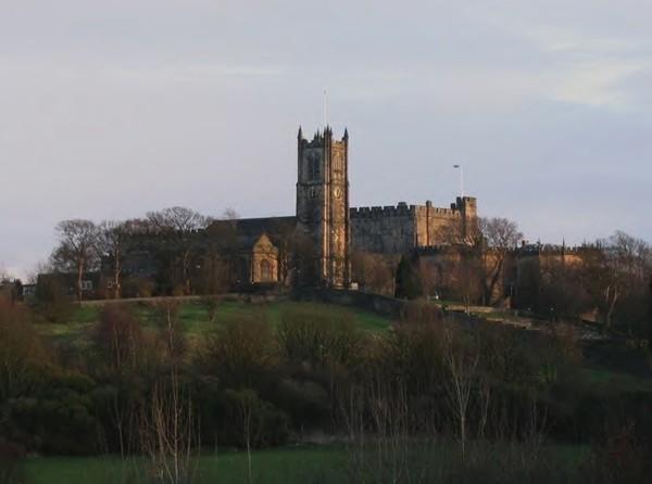 Lancaster Castle Prison. Lancaster Castle, parts of