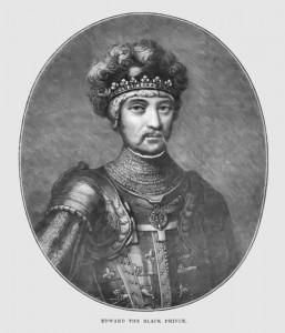 Edward The Black Prince