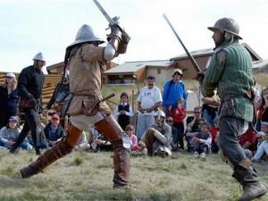 Ye Olde Alpe d'Huez Medieval Festival