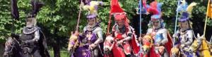 Medieval Jousting Tournament at Royal Gunpowder Mills