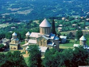 The Gelati Monastery