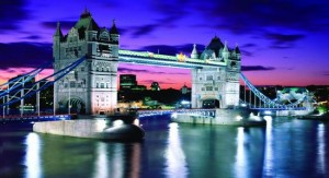 BBC Two announces new factual shows Tower Bridge London