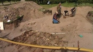 Archaeologists Find Pre-Viking Ship Burial