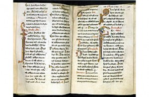 Medieval book looted during war to go back to Italy