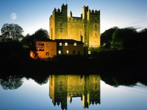 Experience Irish culture and history at Bunratty Castle, Clare