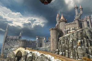 Epic Citadel for iPad, an Impressive Game Demo