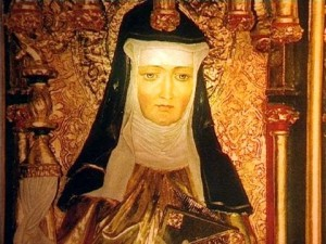 Pope speaks on medieval mystic, Hildegard of Bingen