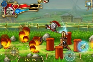 Knight's Rush for iPhone