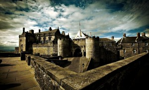Secrets of the Stirling Castle skeletons