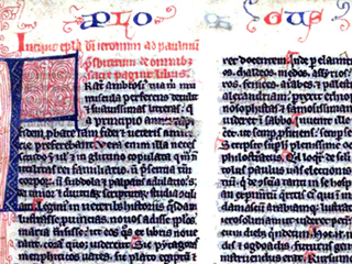 USC Adds Medieval Bible to Collection