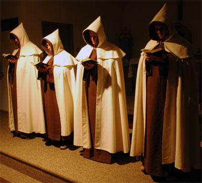Carmelite Monks of Wyoming  Mystical Chants of Carmel