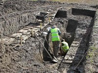 Long-Sought Viking Settlement Found