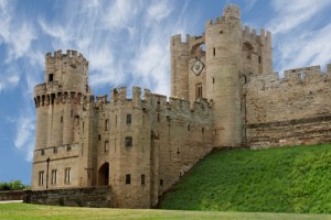Warwick Castle's keepers like to boast about ghosts