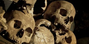 Human remains found during St John's Kirk dig