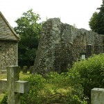 Acoustic Imaging Reveals Lost Medieval Town