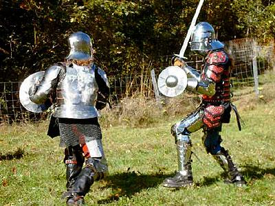 how to speak like a medieval knight
