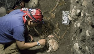 Archeologists discover medieval tombs in Siberia
