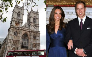 Westminster Abbey, Kate, Prince William