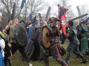 Belegarth Medieval Combat Society