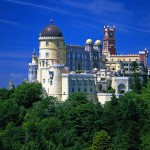 Castelo da Pena in Sintra, Portugal