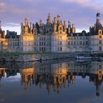 Chteau de Chambord, Centre, France (Chambord Castle, Loire Valley)