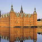 Schloss Frederiksborg, Sjaelland, Denmark