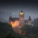 Bran Castle (Dracula castle), Bran, Transylvania, Romania