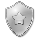 Medieval Star Rating Greyscale