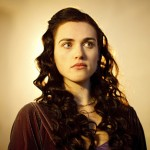 Morgana on Syfy's Merlin