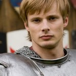 King Arthur on Syfy's Merlin