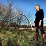 Hulme Archaeologist Faye Simpson