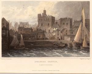 medieval Swansea Castletours