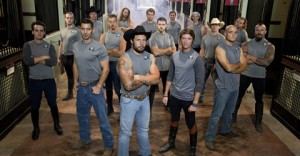 Full Metal Jousting Cast History Channel