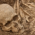 Viking Mass grave medieval Dorset