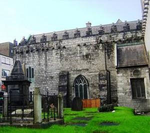 Galway Medieval church Saint Nicholas   Medieval Archives