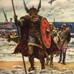 Vikings landing | Medieval Archives
