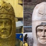 Robert the Bruce busts