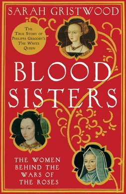 Blood Sisters, Richard III UK paperback