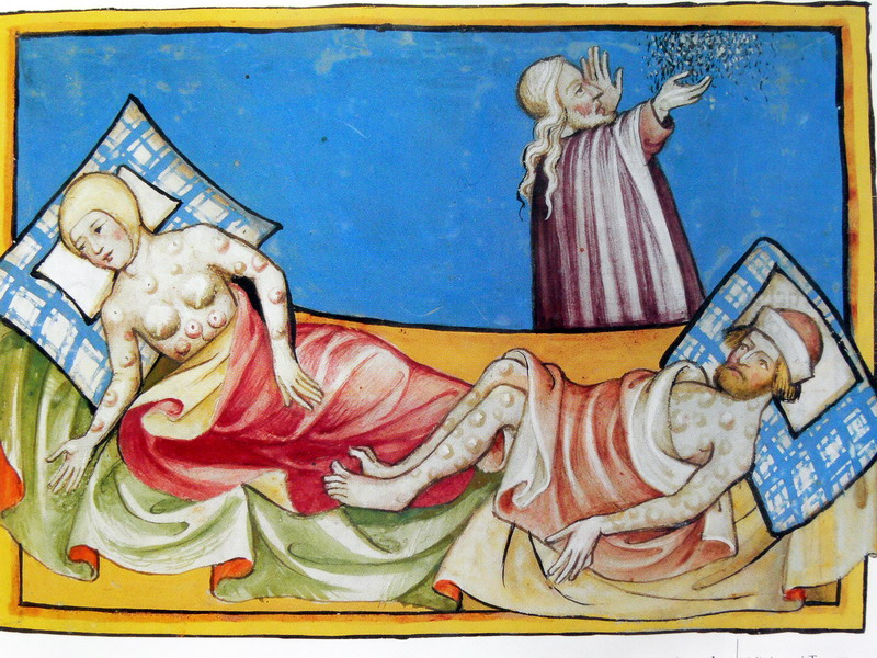 MAP#42: Medieval Diseases and