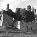 Ruins of Carbury,County Kildare