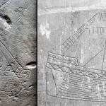 Medieval Ships graffiti
