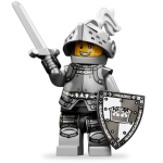Medieval Lego Knight