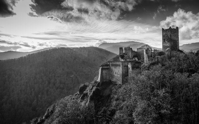 Castle-BW