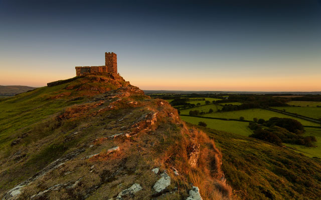 Castle-Bluff