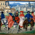 Pilgrims from Canterbury1