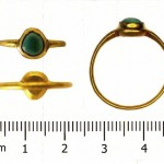 medieval gold ring