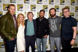 Vikings Comic Con 2014