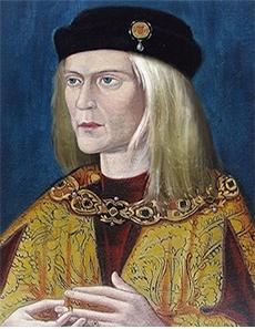Richard-III-Blonde-Hair-Blue-Eyes