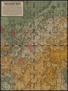 medieval mars map